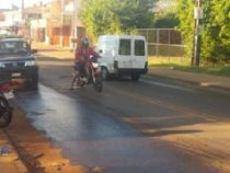 Dieselspur: 15 Motorradfahrer verunfallen, einige davon schwer verletzt