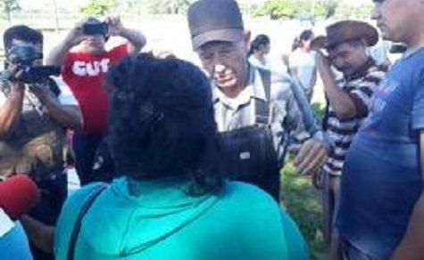 Mennoniten im Schmerz vereint mit den Angehörigen von Morinigo