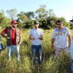 """Die Wächter im Chaco gegen die """"biblische Plage"""""""