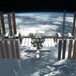 Die ISS über Paraguay