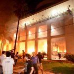 Vor 2 Jahren: Kongressbrand in Paraguay