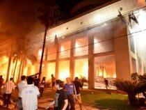 "Botschafter von Taiwan: ""Es war besser, den Kongress zu verbrennen"""