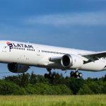 Latam-Flugzeug bricht Startvorgang wegen mechanischer Probleme ab