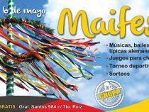 Traditionelles Maifest im Deutschen Sportclub von Asunción