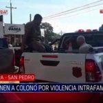 Mennonit wegen häuslicher Gewalt verhaftet