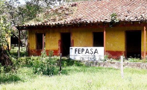 Sapucái, wo der Verfall voranschreitet und Versprechen im Nichts verhallen