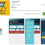 StayPy: Eine App, um die besten Orte von Paraguay kennenzulernen