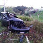 Schwerer Verkehrsunfall in Acahay