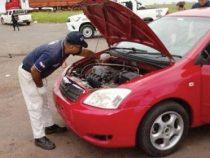 Welche Autos werden am meisten in Paraguay gestohlen?