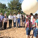 Geglückter Ballonflug in die Stratosphäre