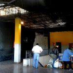 Das Busterminal in Asunción verfällt weiter