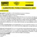 EPP: Details der Lösegeldübergabe für Mennoniten bekanntgegeben