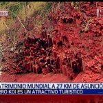 """Cerro Koi, ein Naturdenkmal und """"Heiligtum"""" der Paraguayer"""