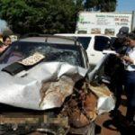 Deutschbrasilianer stirbt bei Frontalzusammenstoß