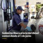 Regierung gibt auch den Dieselpreis frei