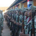 Paraguay: Importstopp für Waffen offiziell