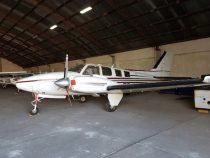 Messer's Flugzeug gesucht – in Cartes' Hangar gefunden