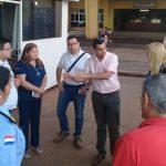 Bessere Überwachung der Grenzübergänge von Paraguay