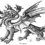 Die zahlreichen Köpfe der goldenen Hydra