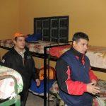 Kälte in Paraguay für Obdachlose gefährlich
