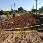 Straßenprojekt in Loma Plata sorgt für Kritik