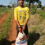 Ein Laster im ganzen Land: Diebe stehlen Maniok