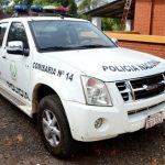 Mehr Komfort für die Polizisten in Melgarejo