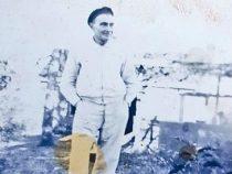 Ein Foto von dem Engel des Todes in einer deutschen Kolonie
