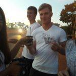 Junge Mennoniten setzen sich für den Frieden ein