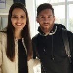 Messi trifft paraguayische Designerin
