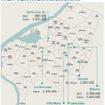 Die Quadratmeterpreise der wichtigsten Stadtviertel in Asunción