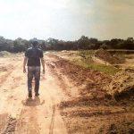 Hohe Geldstrafe wegen illegaler Sandförderung