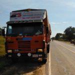 Frontaler Crash im Chaco