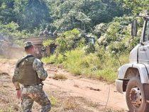 Die Joint Task Force ist für den Schmuggel von Drogen, Waffen und Zigaretten zuständig