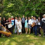 Die Schweiz feiert mit Paraguay