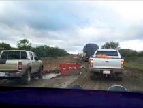 Transchaco: Regen und wieder ein Verkehrschaos