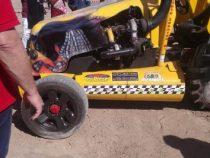 Verletzte bei Traktorrennen im Chaco