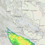 Unwetter für den Süden des Landes gemeldet