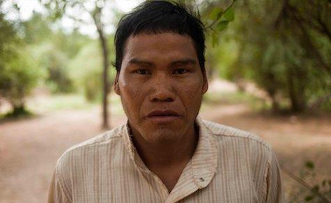 Die Ayoreo, eine unbekannte Volksgruppe im Norden des Landes