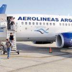 Streik bei Aerolineas Argentinas