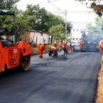 Weiteres Straßenprojekt in Guairá