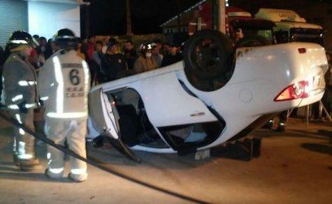 Ein Toter bei Unfall auf der Transchaco