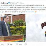 Botschafter sprechen sich für die sexuelle Vielfalt in Paraguay aus