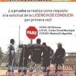 Führerscheinprüfung hält Einzug in Paraguay
