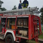 Bürgermeister von Independencia wird Feuerwehrmann