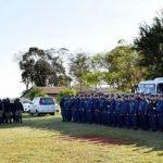 500 Polizisten müssen brasilianische Landwirte vor Campesinos schützen