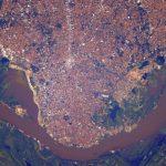 ISS: Vier Abende über Paraguay
