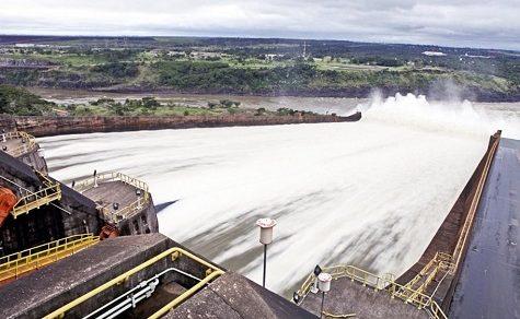Gehaltskürzungen: Beamte wollen Itaipú lahmlegen