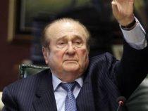 Nicolás Leoz im Alter von 90 Jahren gestorben