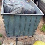 Das Neugeborene im Müllcontainer